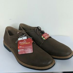 Dexter Comfort Mens size 11 shoes with memory foam